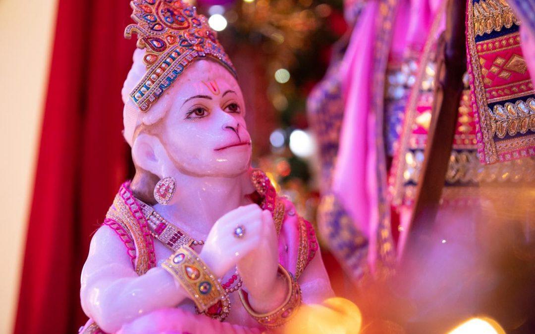 Apprendre des grands bhaktas : Hanuman