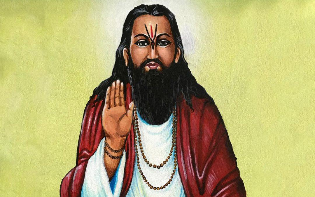 La vie des saints : Sri Guru Ravidas