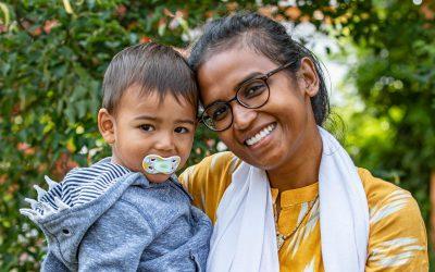 Bhakti pour parents occupés