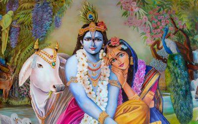 Kirtan Live : Radhe Radhe Govinda Radhe – Sri Vrindavana dham