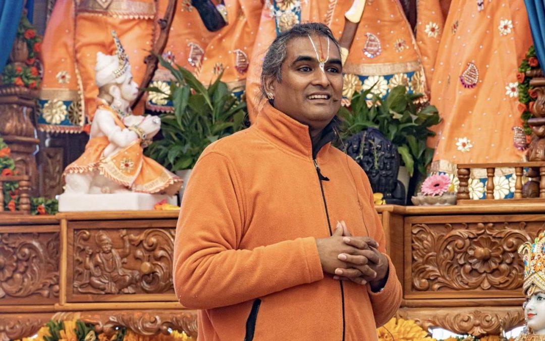 Devenez l'ami de Bhagavan
