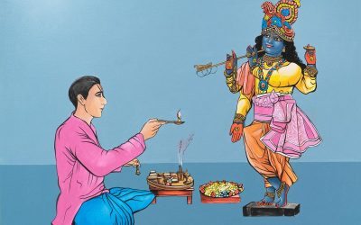 Trouver Dieu au moyen d'archana bhakti